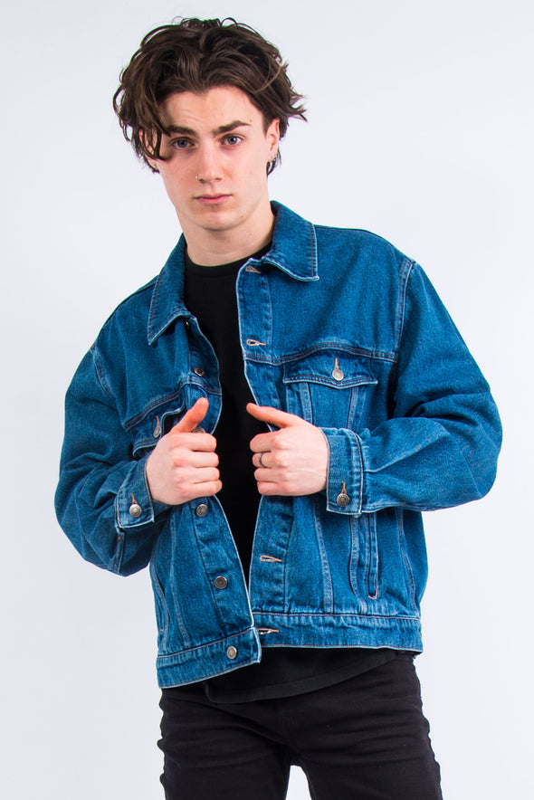 90's Wrangler Denim Jacket