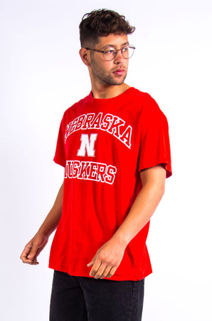 USA Nebraska Corn Huskers T-Shirt