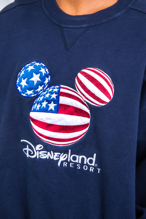 90's Disneyland Resort Sweatshirt