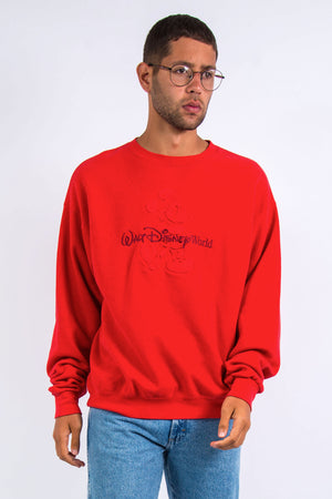 90's Vintage Disney World Sweatshirt