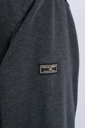 90's Polo Sport Roll Neck Sweatshirt