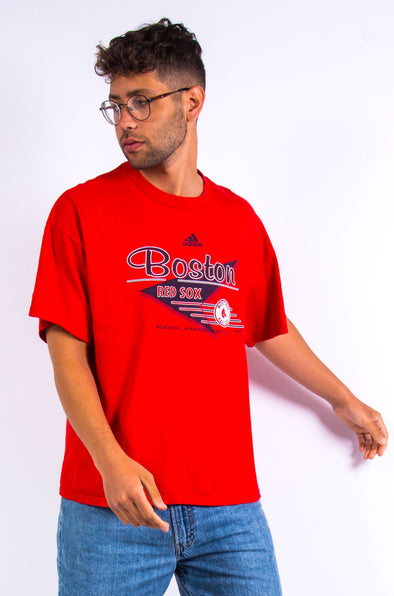 Vintage Adidas Boston Red Sox T-Shirt