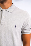 Ralph Lauren Grey Polo T-Shirt