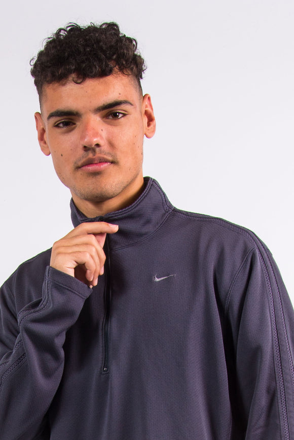 Nike 1/4 Zip Sports Sweatshirt