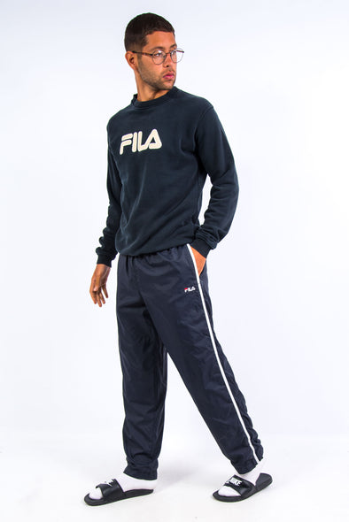 00's Fila Windbreaker Track Pants