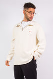 Ralph Lauren Quarter Zip Sweatshirt