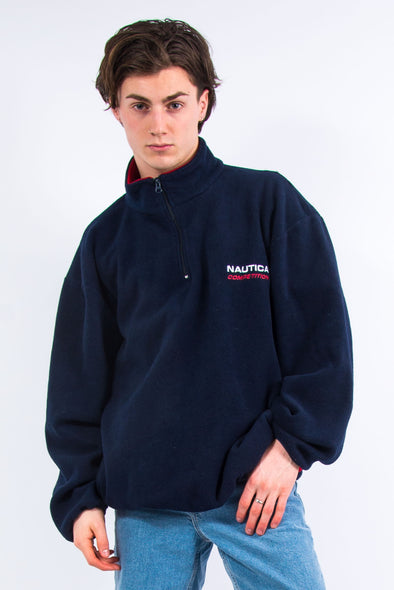 90's Nautica Competition Fleece