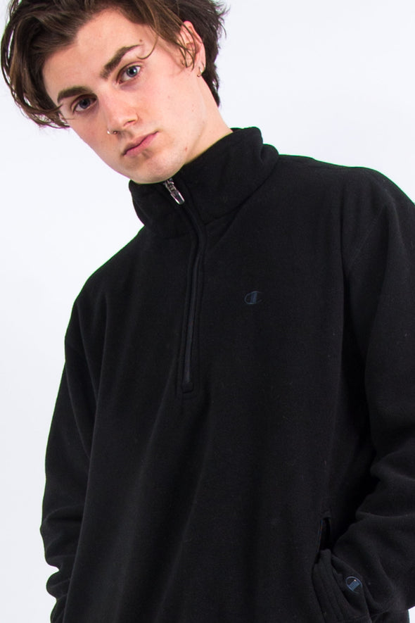 Vintage Champion 1/4 Zip Fleece