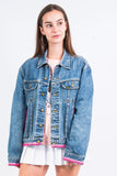 Vintage 90's Lee Denim Jacket