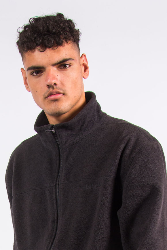 Zip Fasten Timberland Fleece