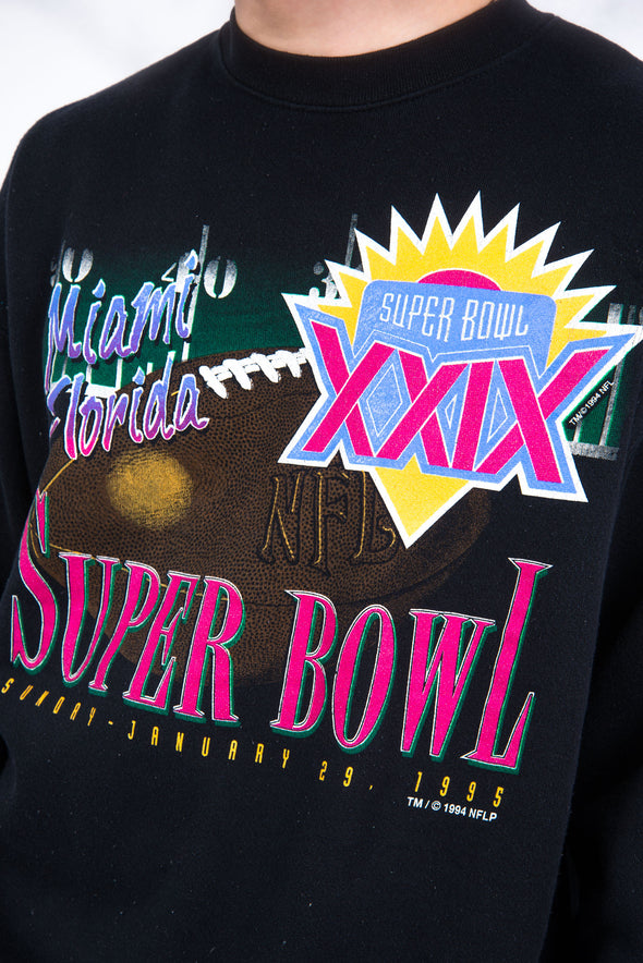 90's Super Bowl 1994 Sweatshirt