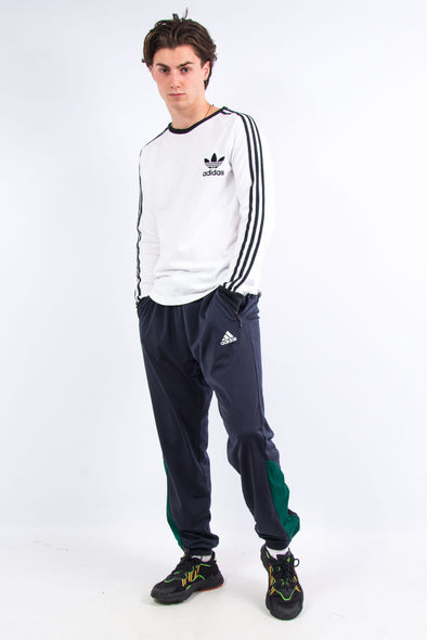 00's Vintage Adidas Tracksuit Bottoms