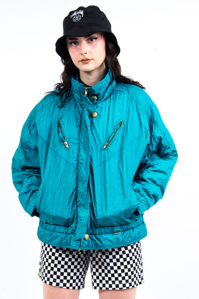 Vintage 80's Padded Shell Jacket