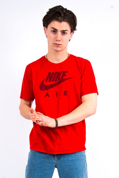 Red Nike Air T-Shirt