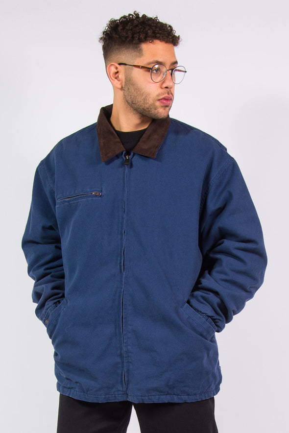 Vintage USA Canvas Chore Jacket