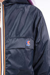 Vintage K-Way Waterproof Cagoule Raincoat
