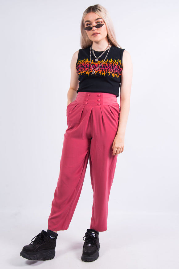 Vintage 90's High Waisted Trousers