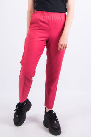 Vintage 90's Pink Tapered Trousers