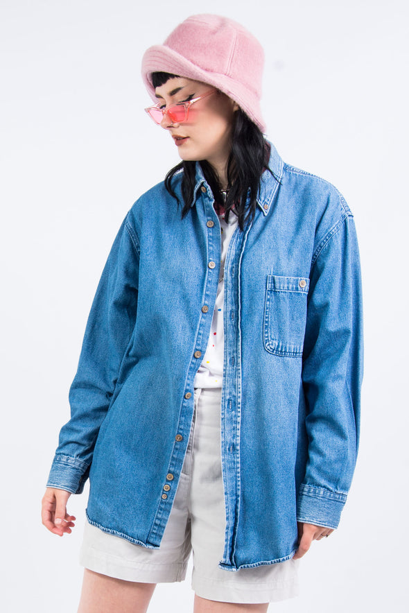 Vintage 90's Denim Shirt