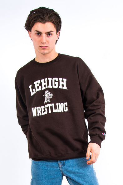 Champion Lehigh University Wrestling Sweatshirt