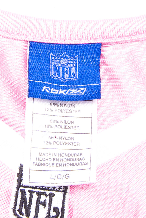 Vintage Pink Tennessee Titans Jersey