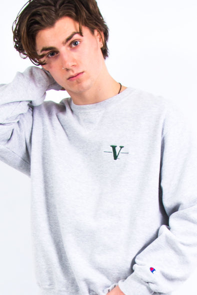90's Champion University Of Vermont Sweatshirt