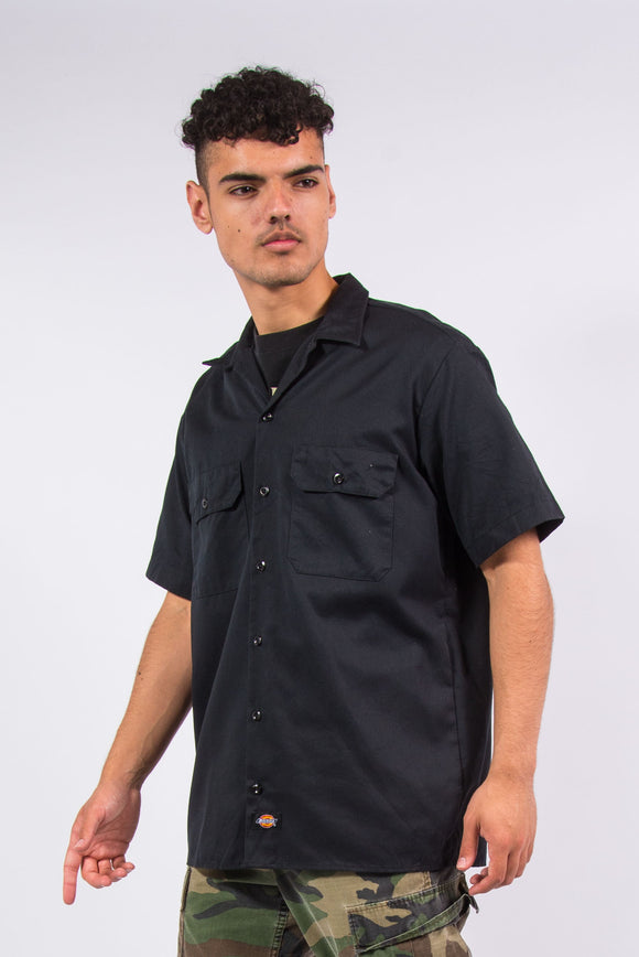 Vintage Dickies USA Work Wear Shirt