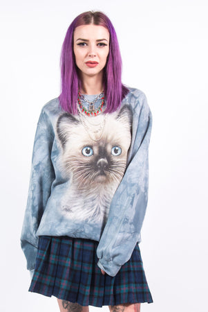 Vintage The Mountain Kitten Sweatshirt