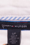 Vintage 90's Tommy Hilfiger White Denim Jacket