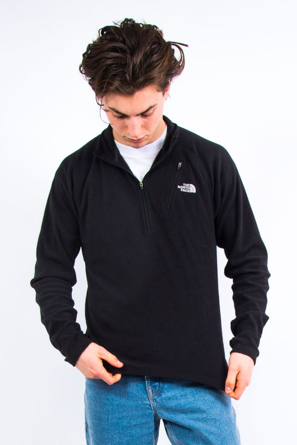 The North Face 1/4 Zip Fleece