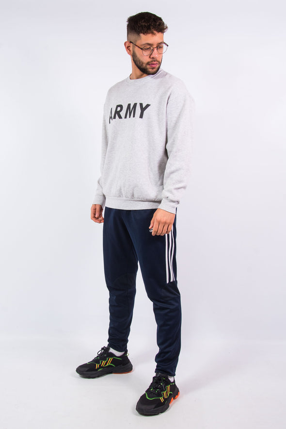 Vintage Grey U.S. Army Sweatshirt