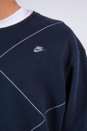Nike Diamond Check Sweatshirt