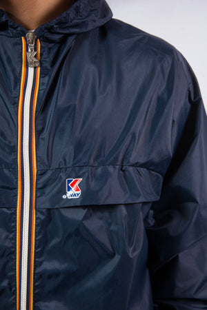Vintage K-Way Waterproof Cagoule Jacket