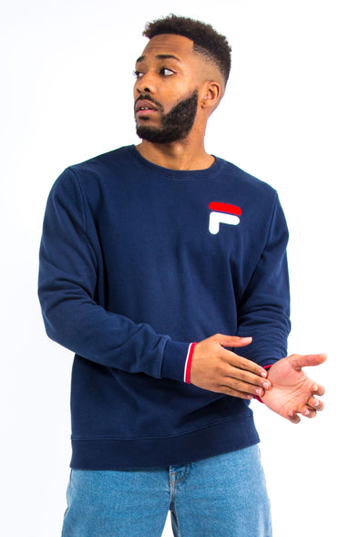 Fila Crew Neck Sweatshirt