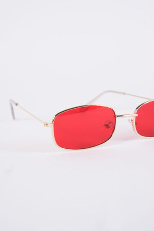Vintage Roxy Red Sunglasses