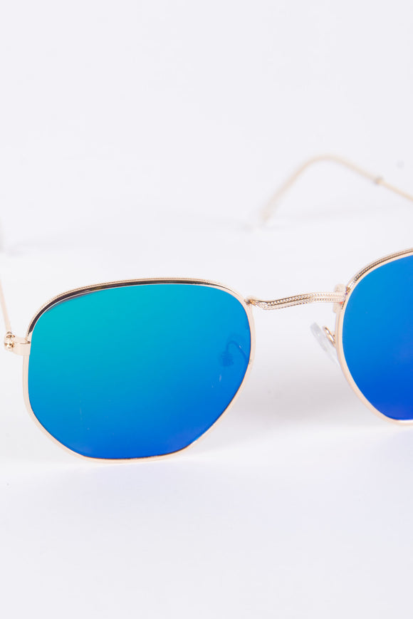 Toni Two Tone Sunglasses