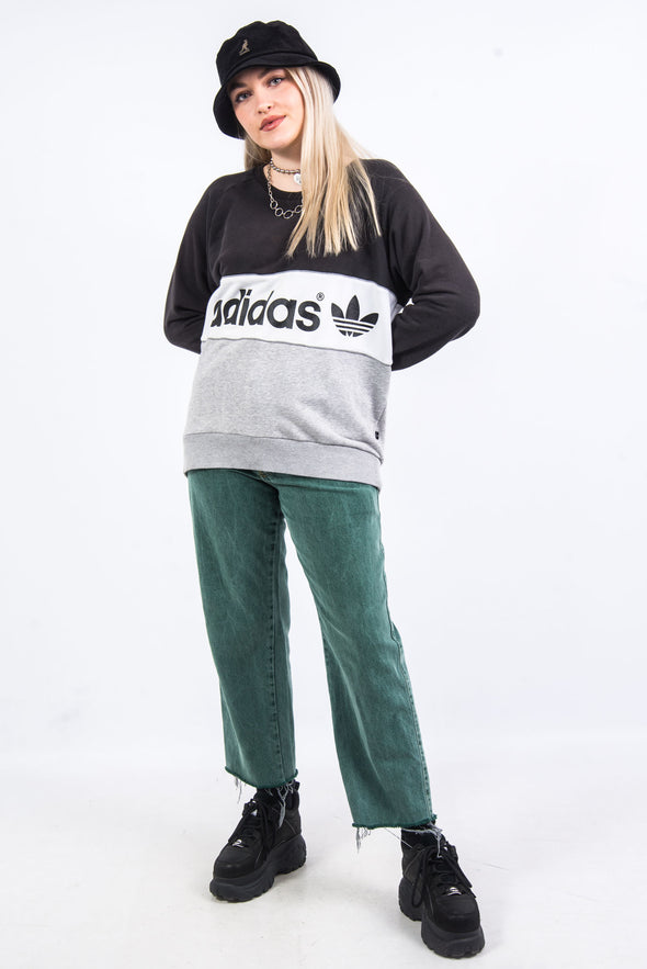 Adidas Spell Out Sweatshirt