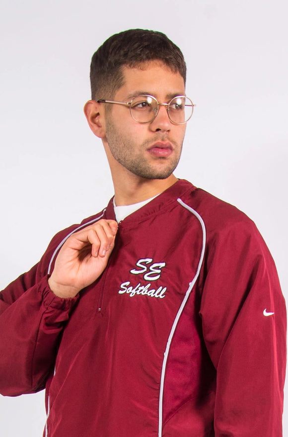 Nike 1/4 Zip Windbreaker