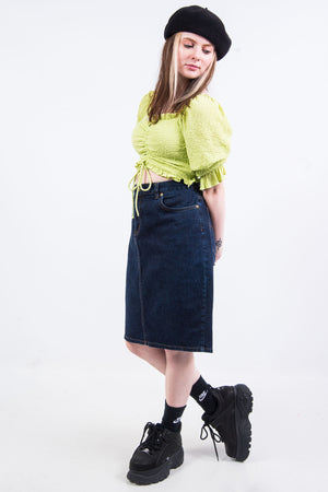 Ralph Lauren Y2K Denim Skirt