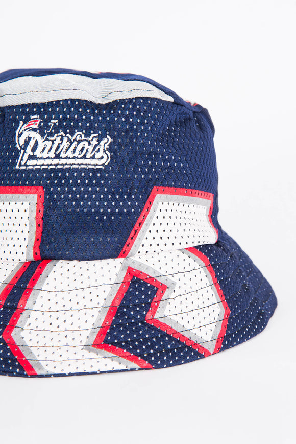 NFL New England Patriots Bucket Hat