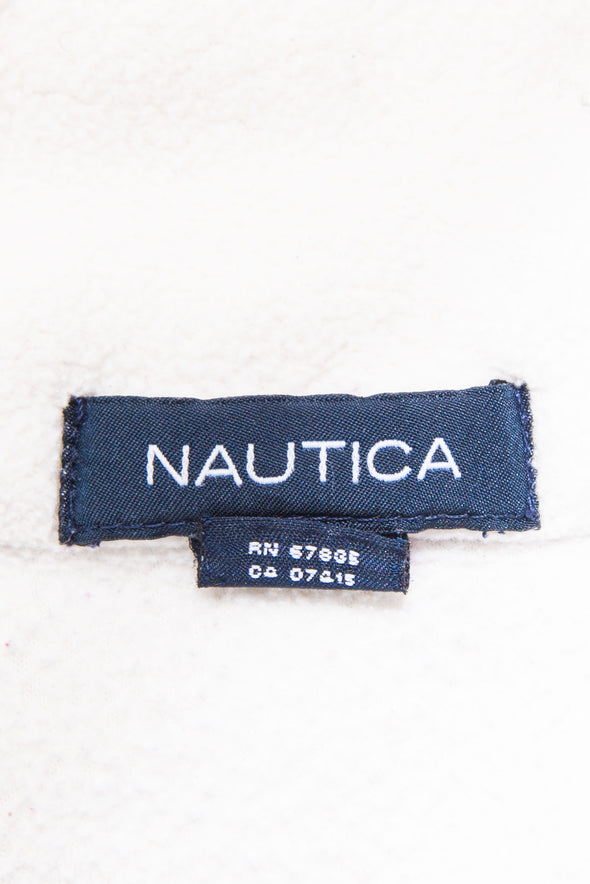 Vintage 90's Nautica 1/4 Zip Fleece