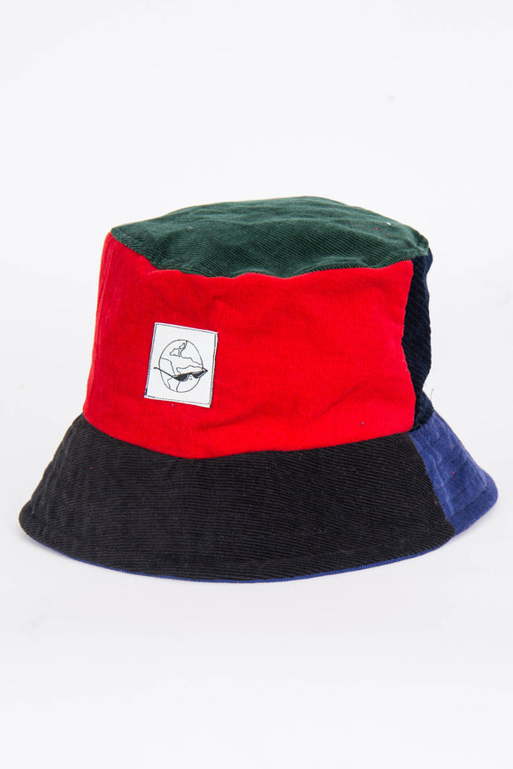 Cord Worldie Bucket Hat