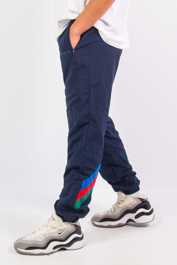 90's Vintage Adidas Tracksuit Bottoms