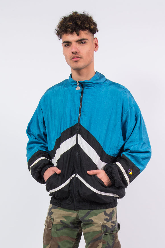 90s Shell Windbreaker Tracksuit Jacket