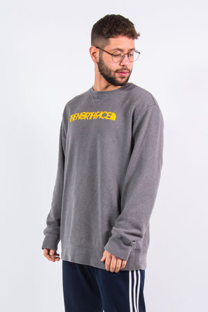 The North Face Grey Sweatshirt