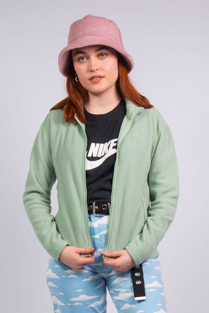Patagonia Vintage Pale Green Fleece
