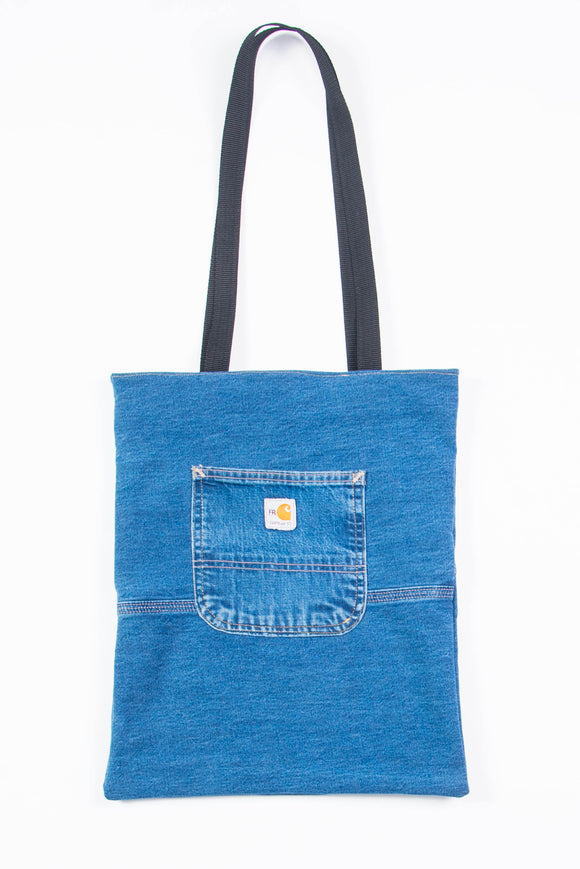 Carhartt Denim Tote Bag