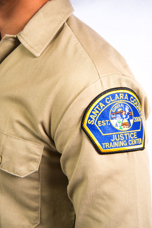 Santa Clara County Justice Training Centre Dickies Shirt