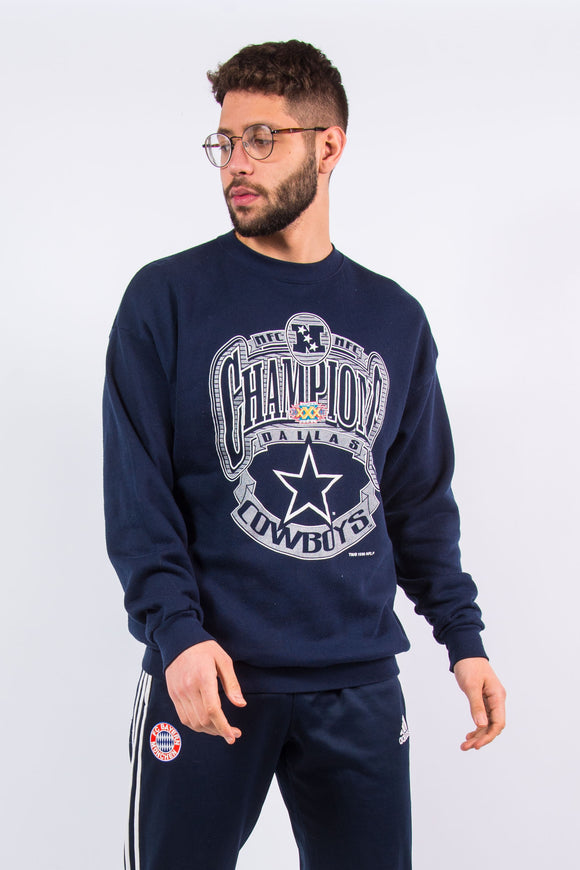 Dallas Cowboys Sweatshirt Super bowl XXX 1995