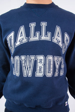 Vintage Russell Athletic made in the USA Dallas Cowboys NFL sweatshirt